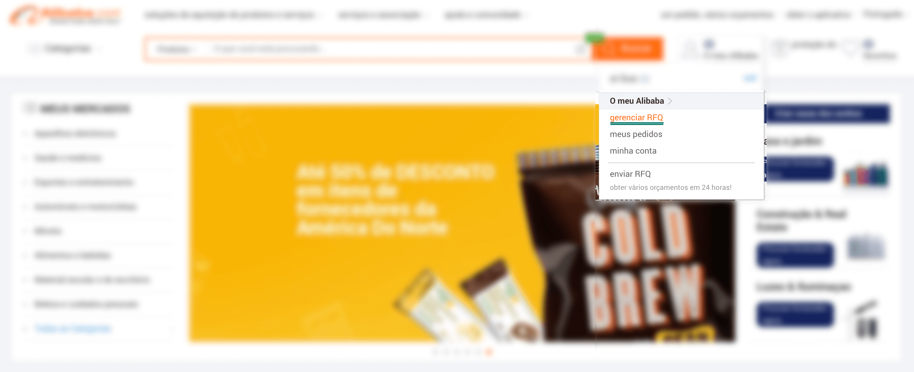 Comprar Alibaba