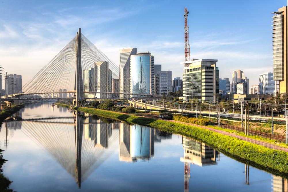 São Paulo, São Paulo/BR. Fonte: Shutterstock