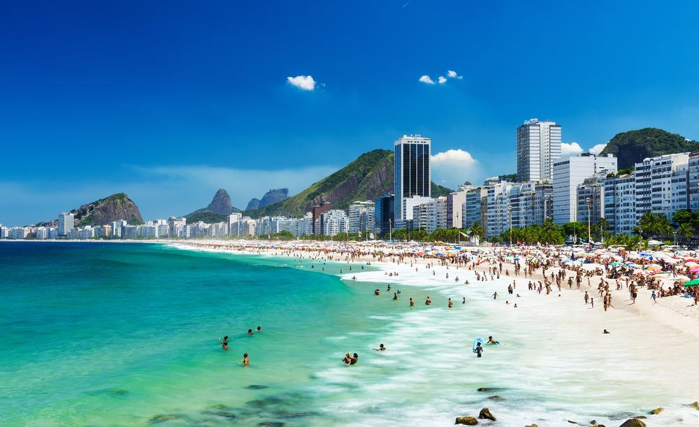 Rio de Janeiro, Rio de Janeiro/BR. Fonte: Shutterstock