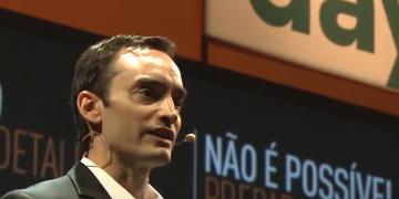 Um dos fundadores do Kaszek Ventures, Hernan Kazah.