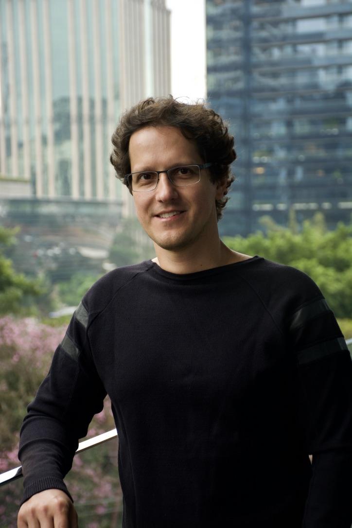 Luiz Augusto Silva, presidente da NotCo no Brasil