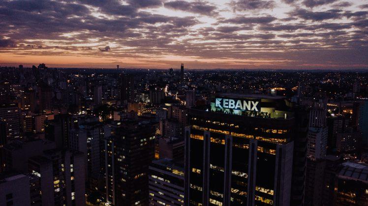 Sede do EBANX em Curitiba
