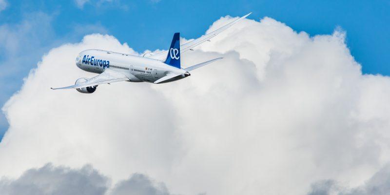 aeronave da Air Europa