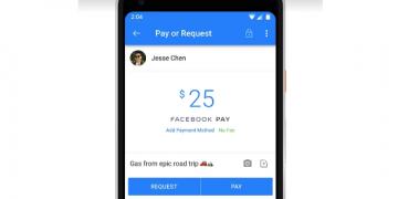 facebook pay video frame