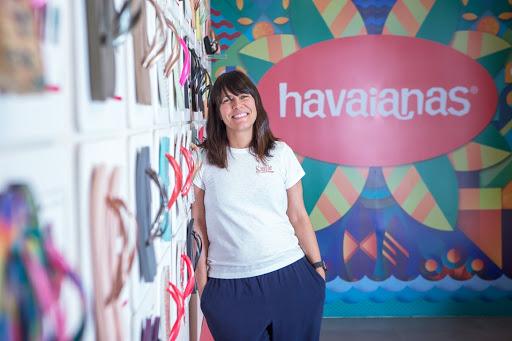 diretora da Alpargatas, empresa dona da Havaianas
