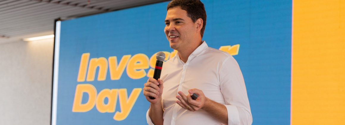 CEO do Banco Inter, João Vitor Menin.