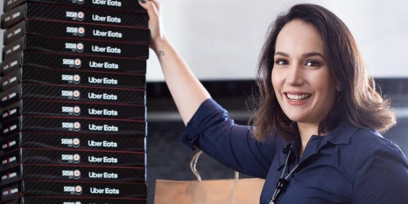Matilde Arruda, dona do Sushi Plus