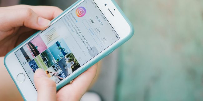 O papel do instagram como marketplace