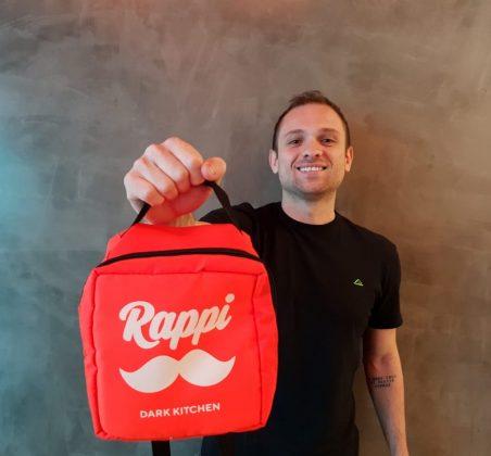 Walter Rodrigues, head de dark kitchens da Rappi.