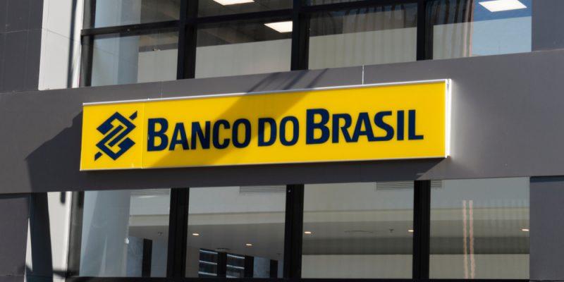 fachada agência Banco do Brasil
