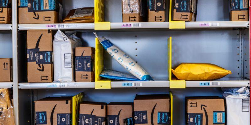 Amazon abre novo centro de distribuição no nordeste