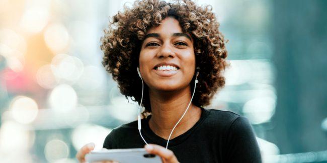 Os streamings de música em 2020