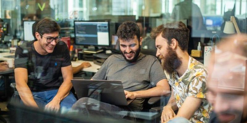 ambiente de trabalho da startup Wildlife Studios