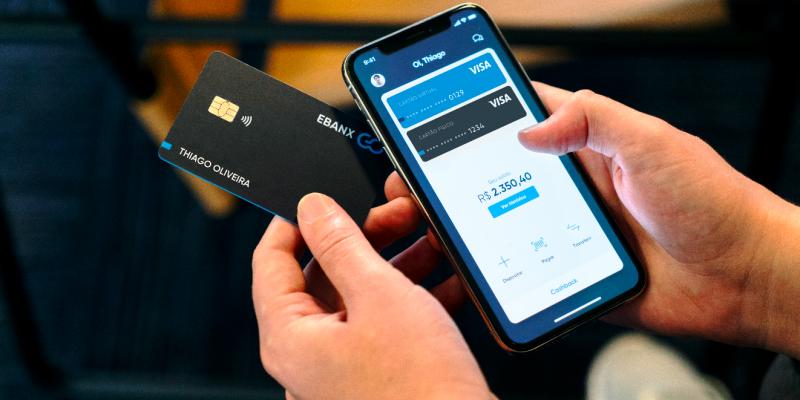 EBANX lança conta digital e cartão