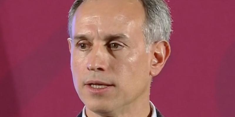 Hugo López-Gatell, secretário de Prevenção e Promoção da Saúde do México