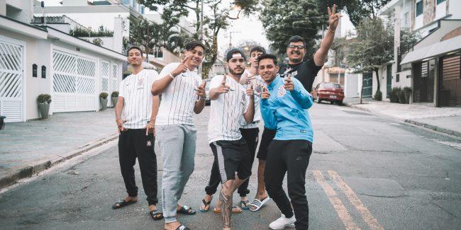 Equipe de e-sports do Corinthians