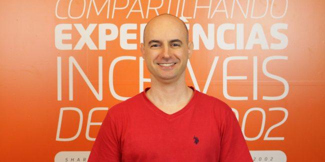 CEO da Level Up na América Latina, Julio Vieitez