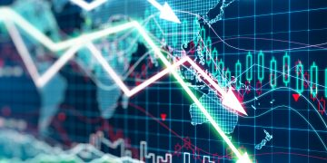 Crise de segunda-feira: quedas nas bolsas de valores da América Latina. Photo: Shutterstock