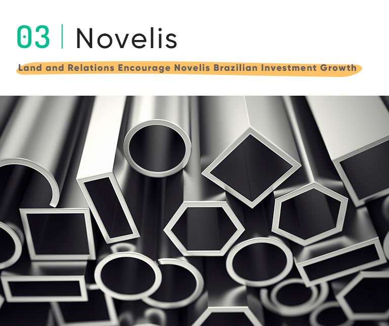 Novelis-Investing-In-Brazil