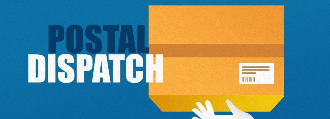 Brazilian-postal-dispatch
