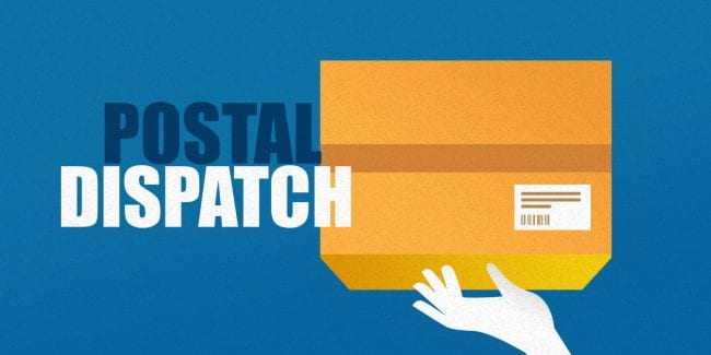 Brazilian-postal-dispatch