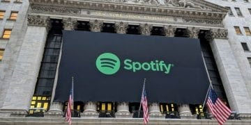 Spotify was the first music streaming to joining Libra's Association