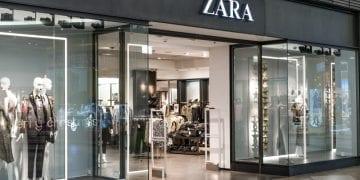 Zara's profits increased by 10%