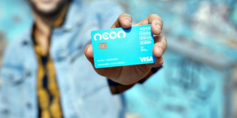neon will start to offer personal credit line