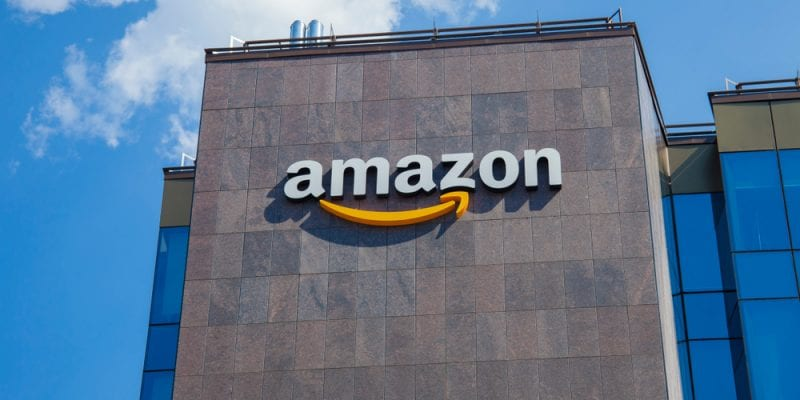Amazon exceeds the market value of U$ 1 trillion