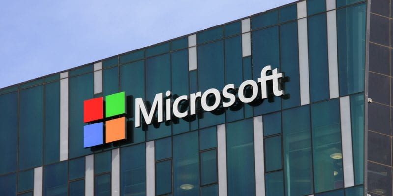 Microsoft's sales grow by 12% in the last quarter