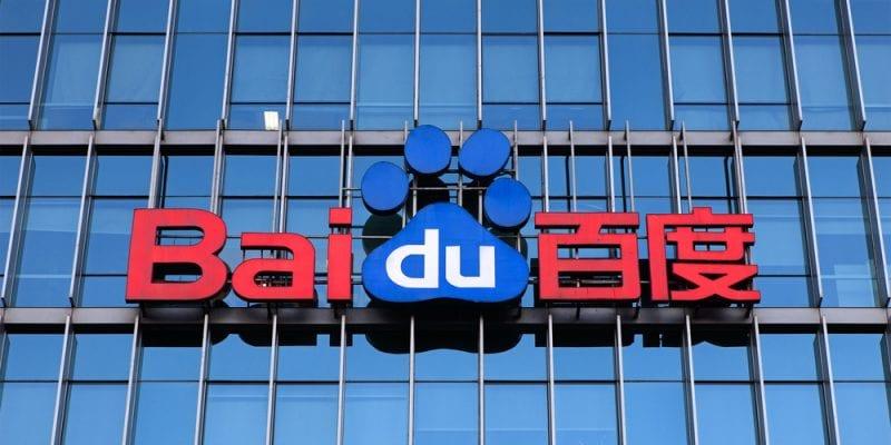 Baidu surpassed Google