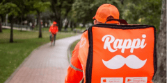 Rappi delivery partner