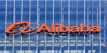 building of chinese company alibaba