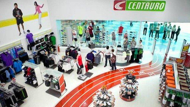 Centauro store in brazil