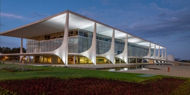 planalto palace brazilian government headquarters