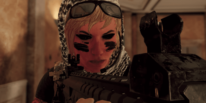 Image from Rainbow Six game