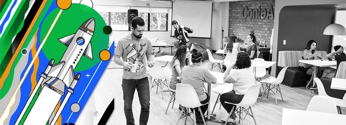 Brazilian startup Conta Azul's new headquarters