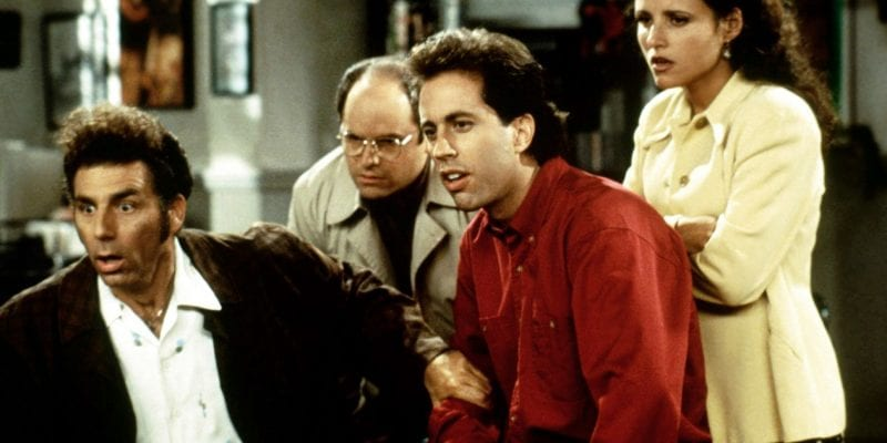 "Streaming war: Rights to ""Seinfeld"", ""Friends"", ""The Big Bang Theory"" and others raised $2 billion"