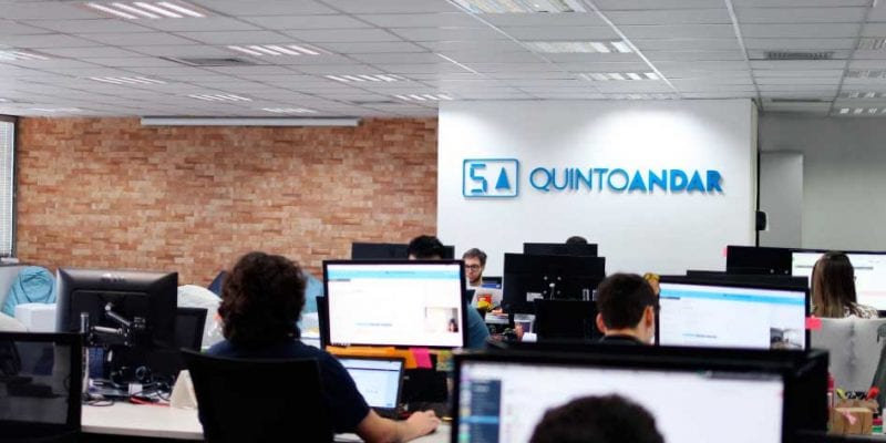 Quinto Andar Office in Brazil