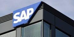 trademark of the german company sap