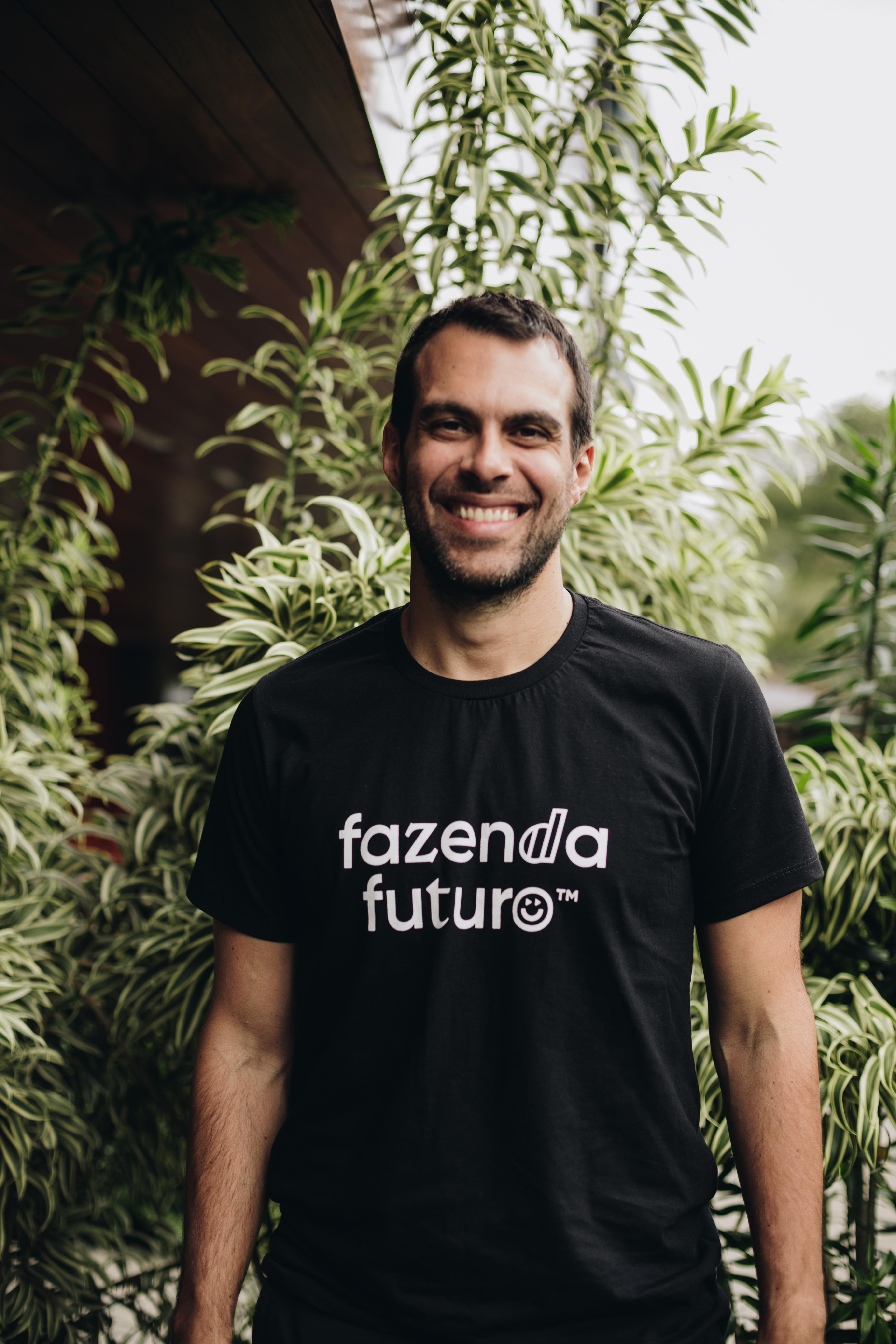 Marcos Leta, Fazenda Futuro's founder