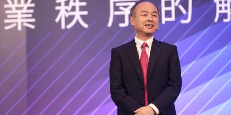Softbank creates startup incubator in Latin America