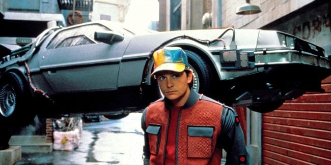 Back to the future, an inventory of imagination and reality