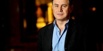 The Turkish economist Nouriel Roubini