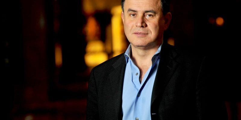 The Turkish economist Nouriel Roubini