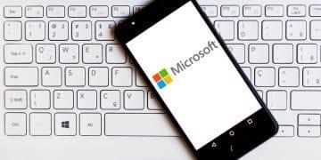 Microsoft Q1 results