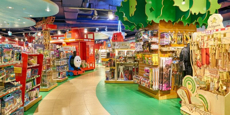 Sales in the Brazilian Children's Day promises to overcome other commercial dates