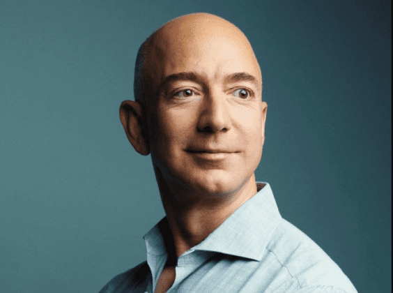 Jeff Bezos, Amazon's founder and the richest man in the world