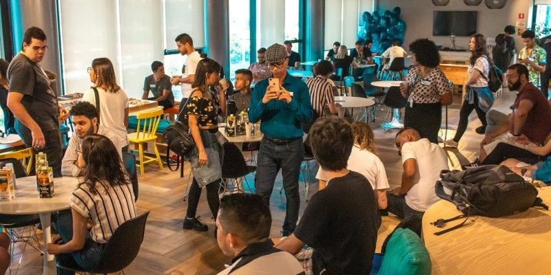 Brazilian fintech Neon's headquarter