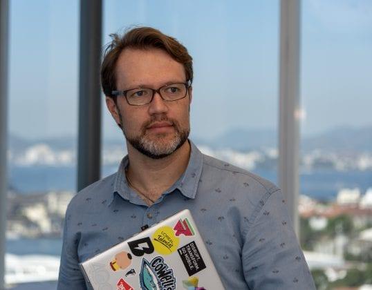 Marcio Minuzzi, e-commerce and consumer relations director at L'Oréal Brazil.